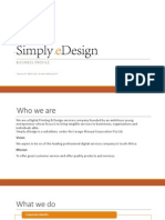 Simply EDesign Profile