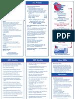 Health Savings Account Brochure for Tax Year 2015