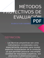 Métodos Proyectivos de Evaluación
