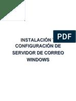 Servidor Correo Windows