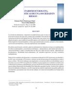 Dialnet Sedentarismo En Bogota Caracteristicas De Una Sociedad En 2263157