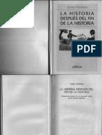 Fontana Josep - La Historia Despues Del Fin de La Historia
