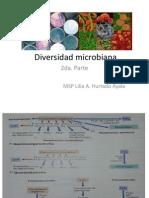 Diversidad Microbiana 2da Parte