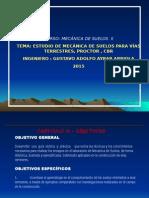Diapositiva Proctor - Cbr Para Vias Terrestres