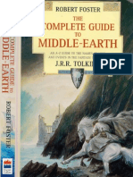The Complete Guide to Middle-Earth - Robert Foster