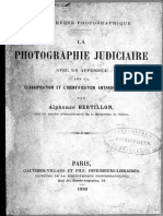 La Photographie Judiciaire