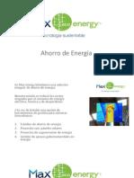 Presentacion General Max Energy