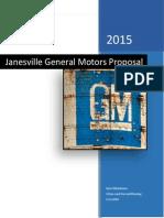 rittenhouse gm proposal