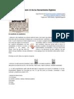 Humanidades Digitales Manifiesto 2.0