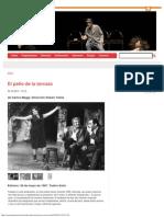 El Patio de La Torcaza _ Comedia Nacional