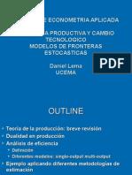 Eficiencia Modelos de Fronteras Estocasticas (1)