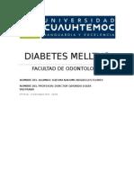 Diabetes Melltus