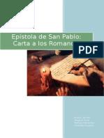 Epístola de San Pablo