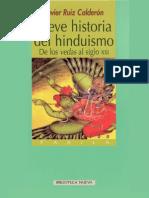 Ruiz Calderon Javier - Breve Historia Del Hinduismo