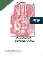 Papus - Iniciacion Astrologica
