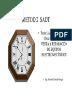 Ejemplo de Tecnica SADT