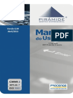 Manual de Integracao Piramide X Cardio