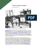 Javier Ferrero - Palestina, Una Mirada Al Origen Del Conflicto