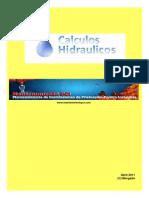 6 - Calculos Hidraulicos Manual