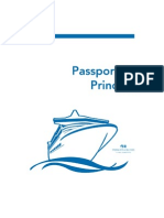Passaport to Princess Safety & Security Español