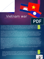 vietnam war (for geography)