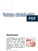Masoterapia en Bebes