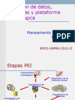 Arquitectura PEI 2011-II