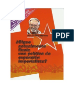 """¿Sigue Actualmente Rusia Una PolíTica de Expansión? Manuel Pérez Martínez, """"Arenas"""""""