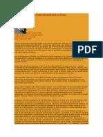 Reflexiones Sobre Interculturalidad en Puno