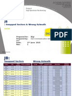 Swap Sector & Wrong Azimuth -JB