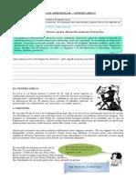 Género Lírico -  Guía Definitiva ECDA