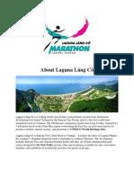 Laguna Lang Co Marathon - About Laguna