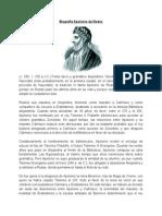 Biografía Apolonio de Rodas