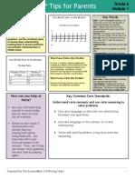 eureka math grade 6 module 1 parent tip sheet