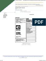 CAT 3208 Dieselengine Parts Manual Album _ Modeltrucks25 Completo 182 Paginas