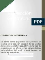 corrección Geometrica