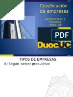Presentación Tipos de Empresas1