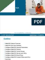 03. Configuring ASA for WebVPN
