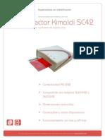 Catalogo Lector SC42