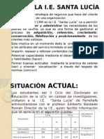 CRM  I.E. SANTA LUCIA