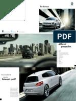 Scirocco-brochure