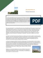 Comparación de Biocombustibles de Primera,Segunda, Tercera y Cuarta Generación