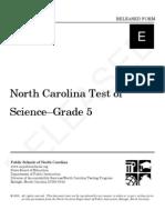 Grade Science Released