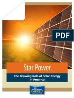 Star Power_The Growing Role of Solar Energy in America