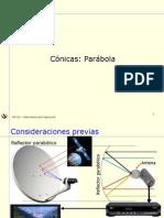 Modulo 34 Parabola