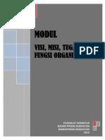 Modul 2-Visi Misi Tugas Fungsi Kewenangan Organisasi.pdf