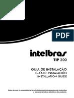 Guia de Instalação - TIP200