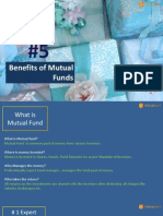 5 Benefits of Investing in Mutual Funds