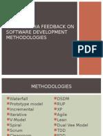 SynapseIndia Feedback on Software Development Methodologies