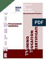 NAFA Procurement Guideline